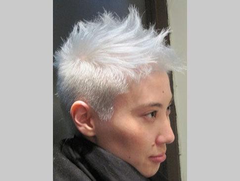 Mark D Formerly Salon Seven East Village Hair Stylist Manhattan
