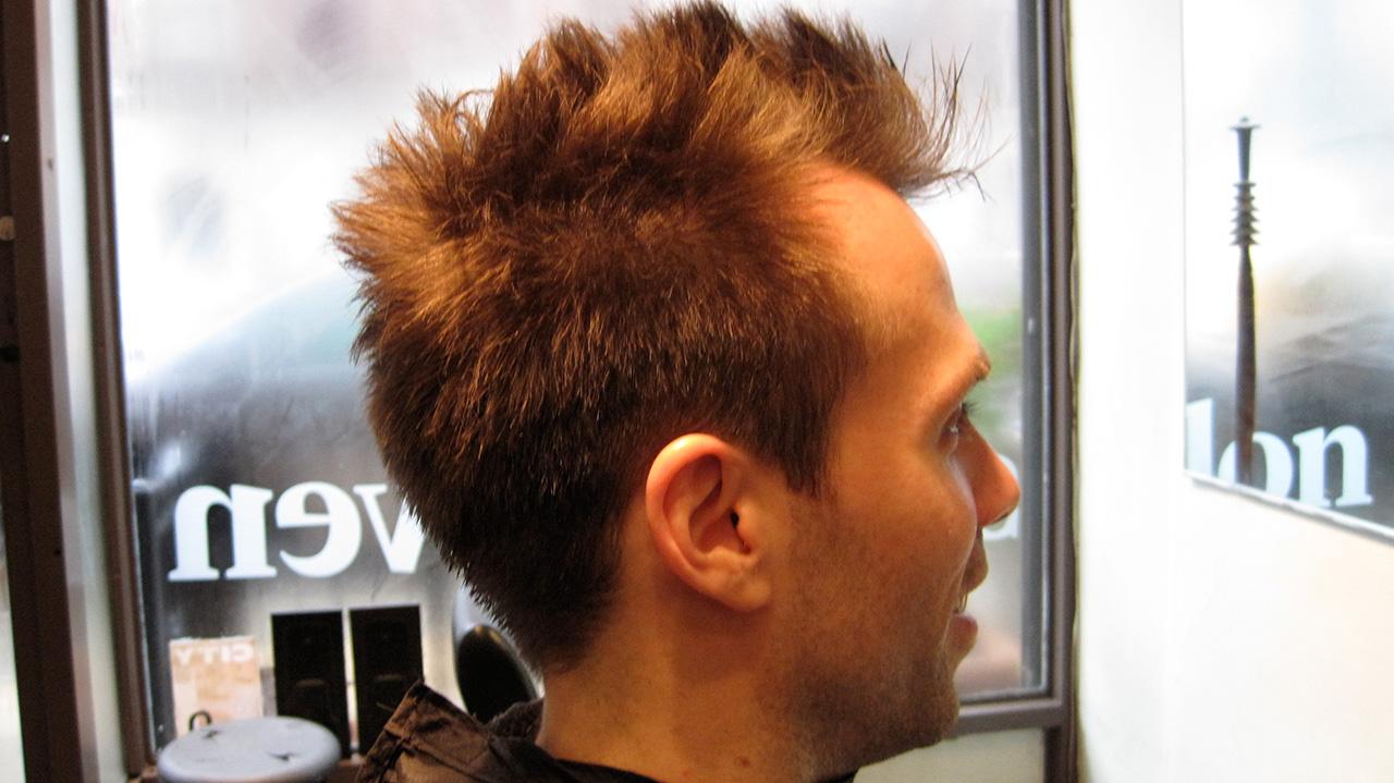 Mark d formerly salon seven east village hair stylist for 24 hour salon nyc